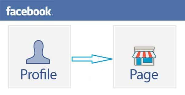 profil u stranu fb