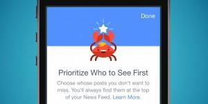 See First – Fejsbuk daje kontrolu korisnicima, iskoristite je u 3 koraka!