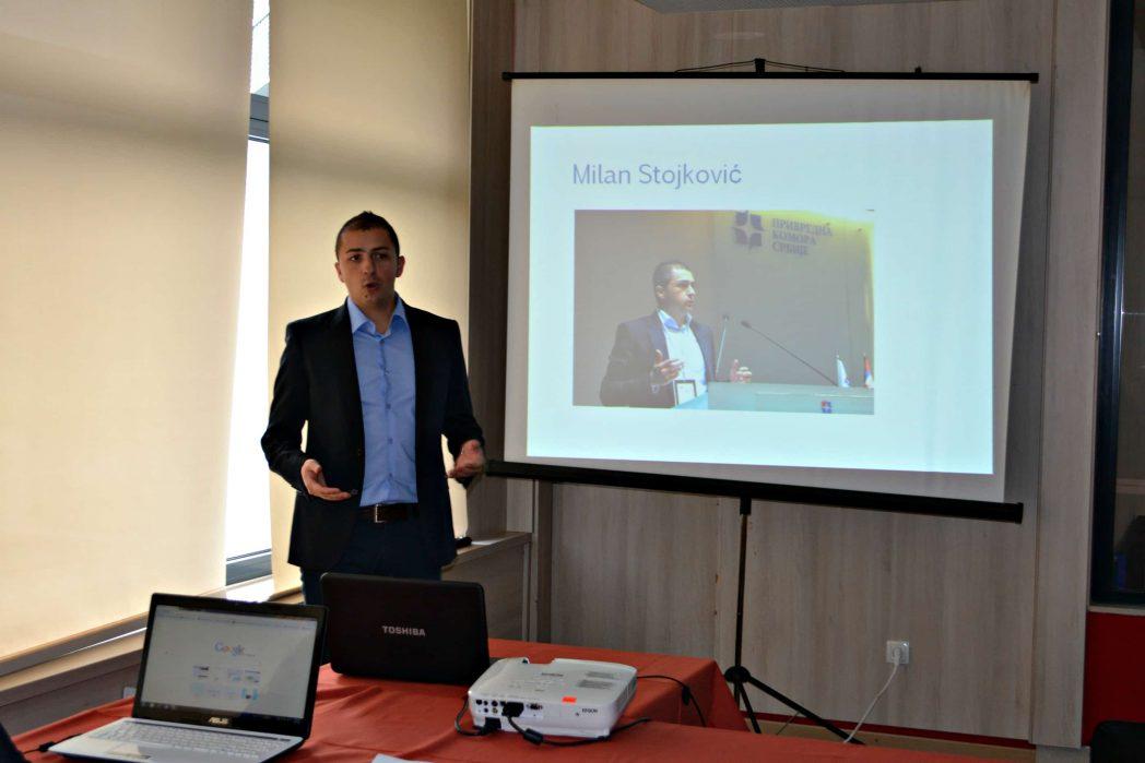 trening u turizmu milan stojković