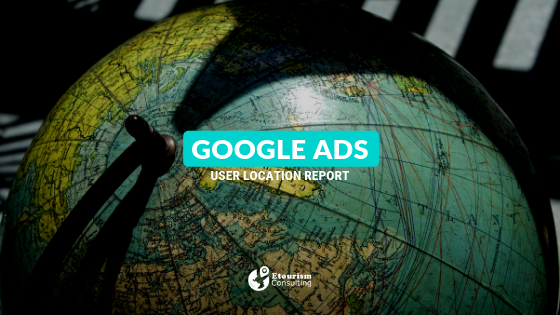 google ads user location