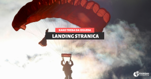 landing stranica u internet marketingu